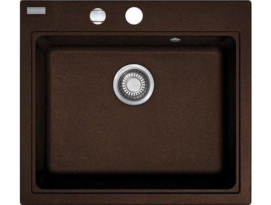 Кухонная мойка FRANKE MRG 610-58 шоколад