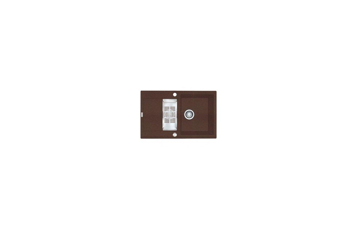 Кухонная мойка FRANKE MRG 651-78 шоколад