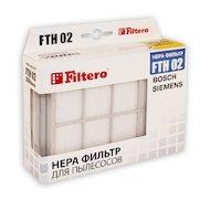 Фото Фильтр для пылесоса FILTERO FTH 02 HEPA фильтр для пылес.Bosch Siemens