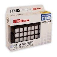Фото Фильтр для пылесоса FILTERO FTH 05 HEPA фильтр для пылесосов Samsung