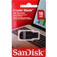 Флеш-диск USB 2.0 SanDisk 16Gb Cruzer Blade