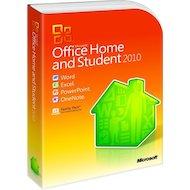 Фото Компьютерное ПО MS Office Home and Student 2010 32-bit/x64 Russian Russia DVD (N579G02142)