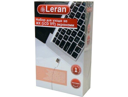 Чистящее средство LERAN L234801 набор д/ухода за ЖК/LCD/TFT экранами