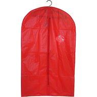 Фото Емкости для хранения одежды РЫЖИЙ КОТ Чехол для одежды подвесной GCP-60х100 ПЕВА р-р: 60х100см красный