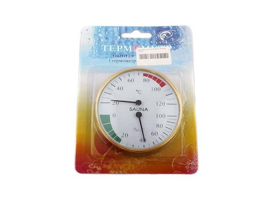 Термометр Термометровый завод СББ-2-1 Банная станция