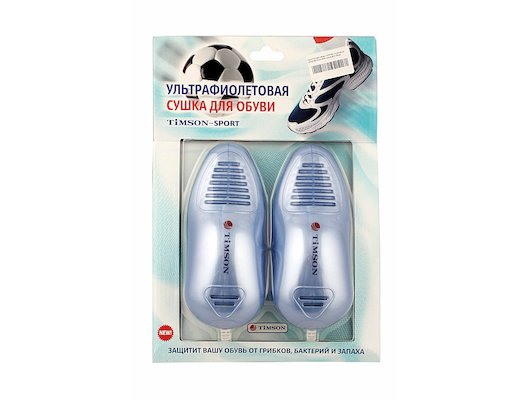 Сушилка для обуви ТИМСОН 2424 спортивная ультрафиолетовая