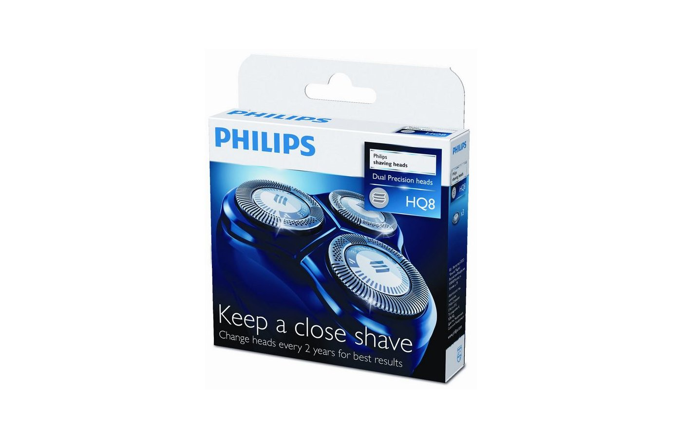 Сетки и блоки для бритв PHILIPS HQ 8/50 бритвенная головка