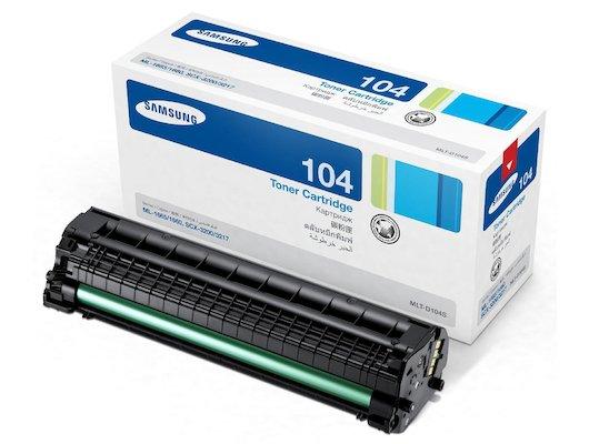 Картридж лазерный Картридж Samsung MLT-D104S