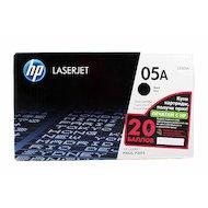 Фото Картридж лазерный HP CE505XD черный для LJ P2055 (6500стр.)