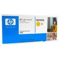 Картридж лазерный HP Q6002A желтый для 1600 2600n 2605 2605dn 2605dtn CM1015 CM1017 (2000стр.)