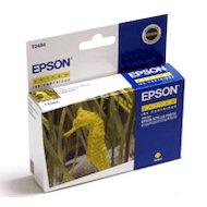 Фото Картридж струйный Epson C13T06344A желтый для Stylus C67/C87 CX3700/CX4100/CX4700