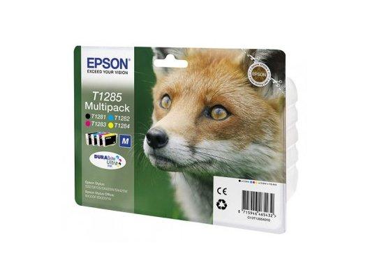 Картридж струйный Epson C13T12854010/20 (набор)