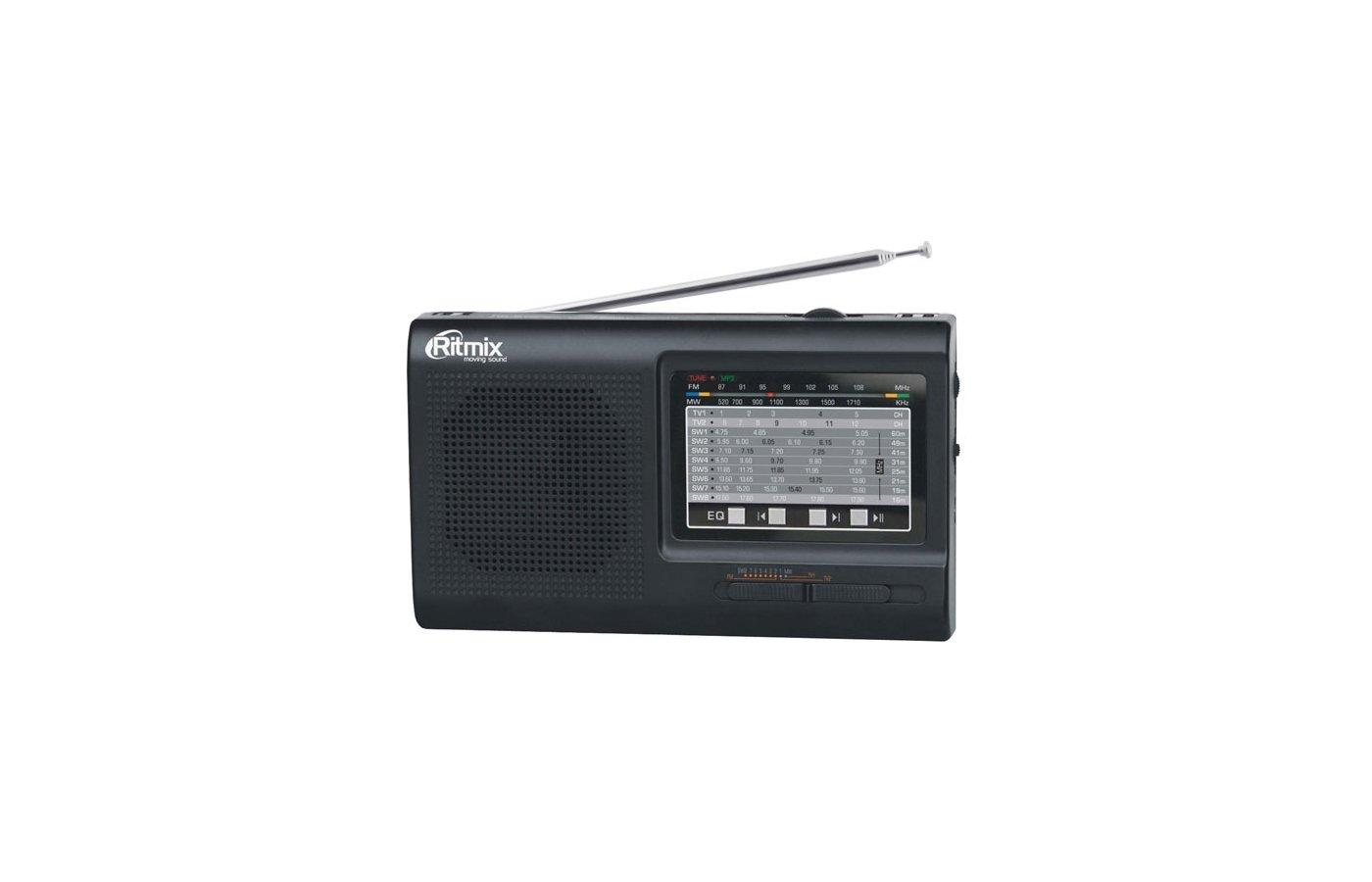 Радиоприемник RITMIX RPR 4000