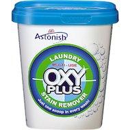 Средства для стирки и от накипи ASTONISH 21470 OxyPlus Сильнодейств. кислородный пятновыводитель 350гр.