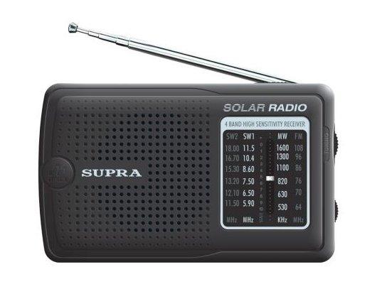 Настольные часы SUPRA ST-111