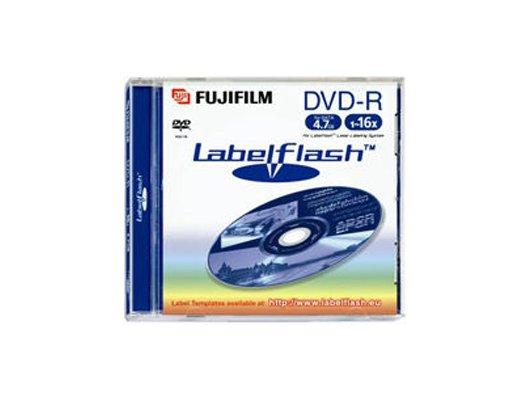 DVD-диск Диск DVD-R Fujifilm 4.7Gb 16x Jewel Case 1 шт 47586