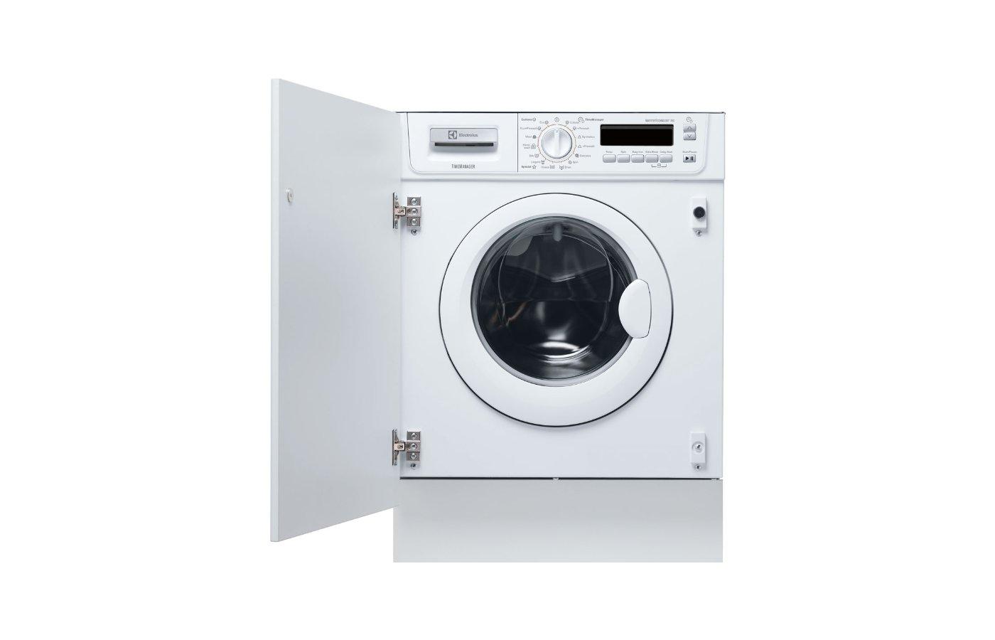 Встраиваемые стиральные машины ELECTROLUX EWG147540 W