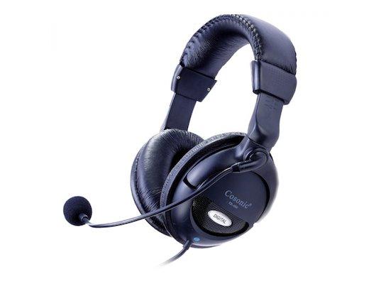 Наушники с микрофоном проводные COSONIC CD850MV