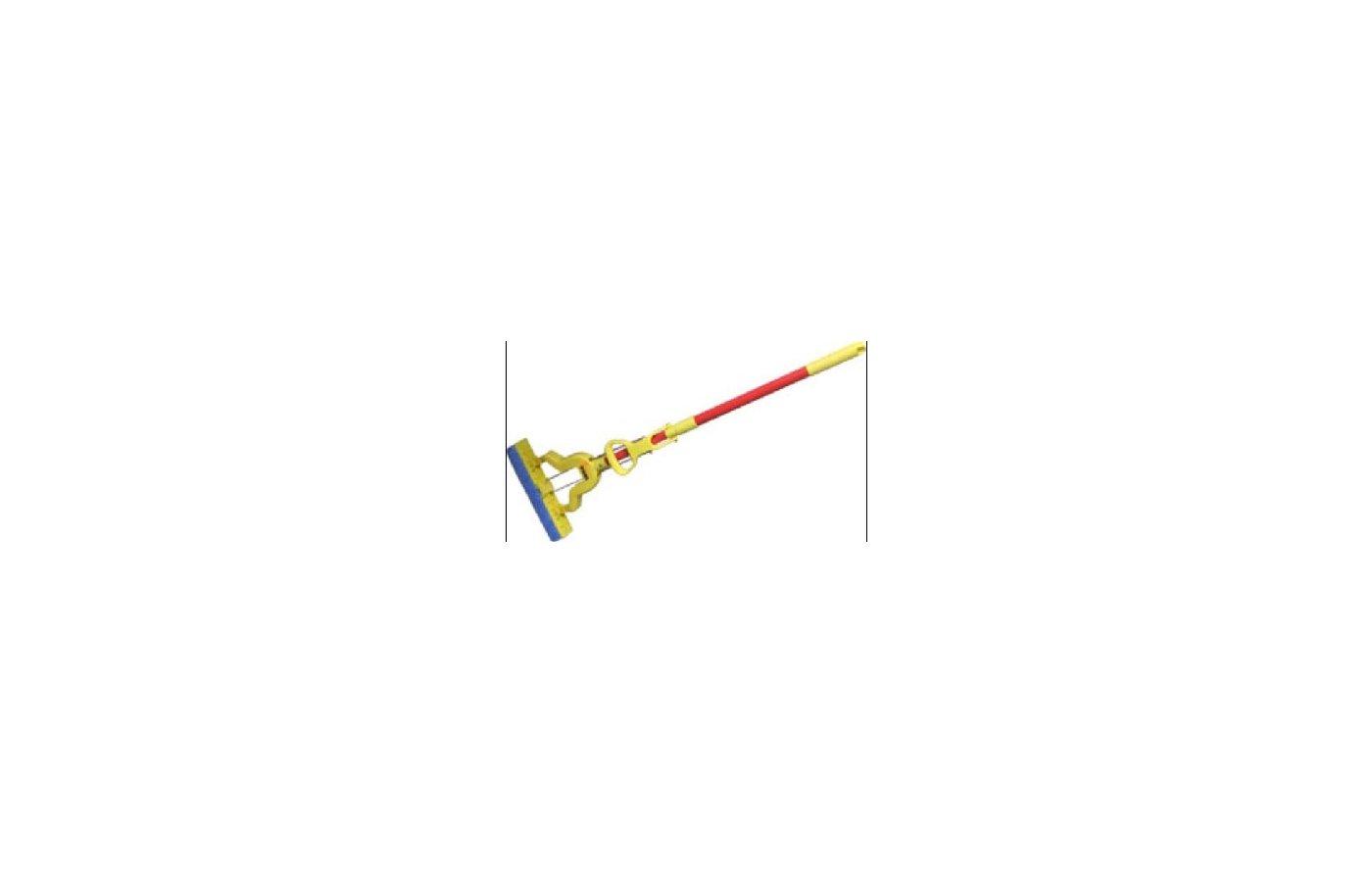 Инвентарь для уборки РЫЖИЙ КОТ MopP-03 Швабра отжимная Бабочка