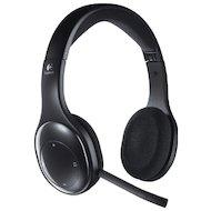 Фото Наушники с микрофоном беспроводные Logitech Wireless Headset H800 (981-000338)