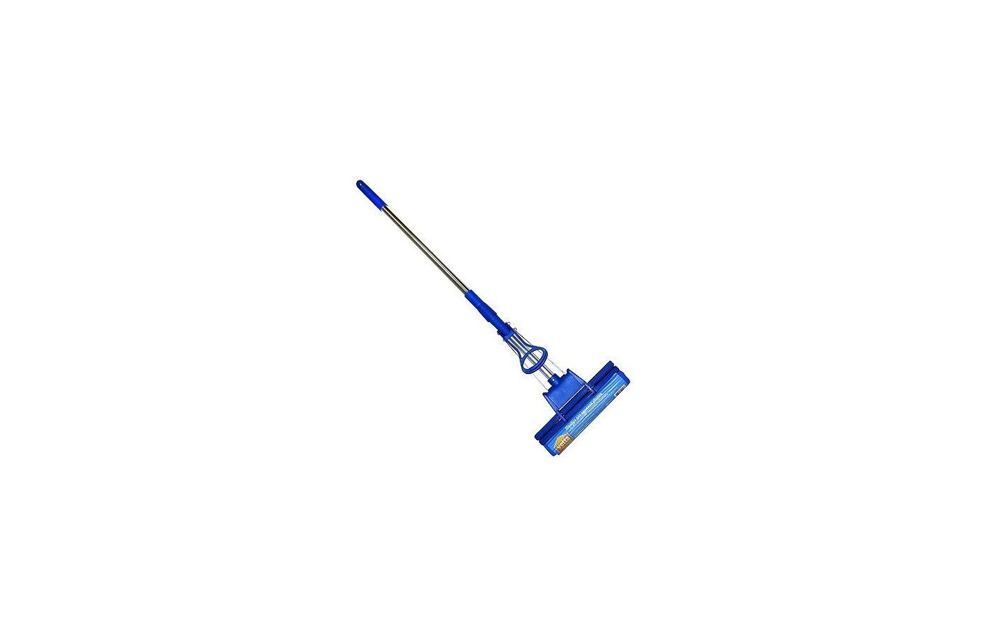 Инвентарь для уборки VETTA 444-166 Швабра ПВА арт. Z230PDF A сьемная ручка двойной ряд роликов