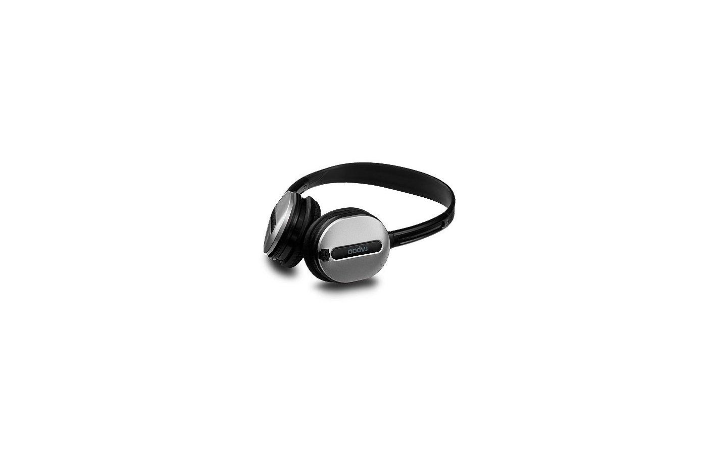 Наушники с микрофоном беспроводные Rapoo H1030