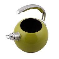 Фото чайник металлический MALLONY 107-GR 3л