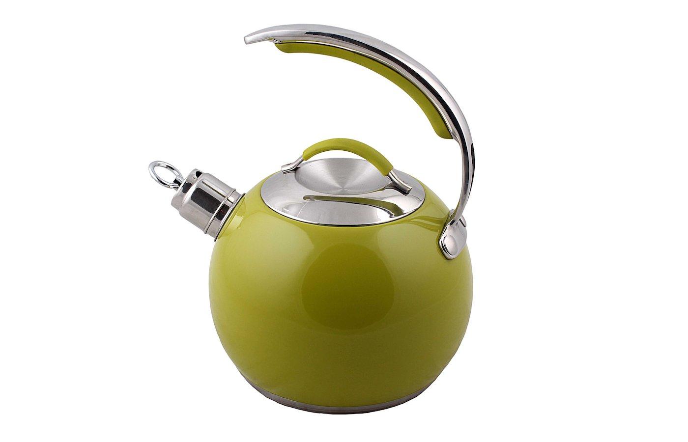чайник металлический MALLONY 107-GR 3л
