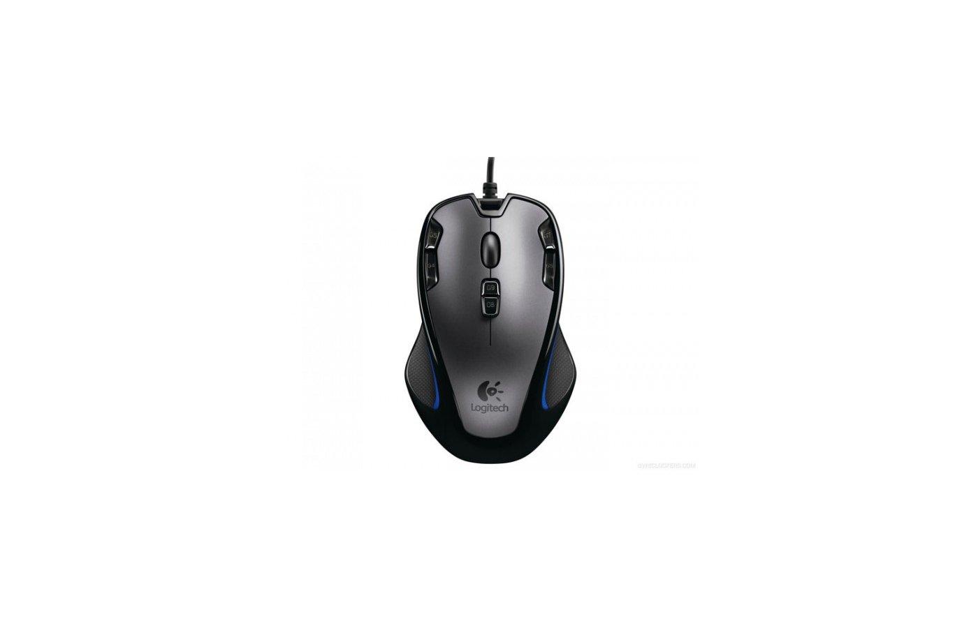 Мышь проводная Logitech G300 игровая USB (LOG-910-003430)