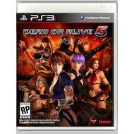 Фото Dead or Alive 5 PS3 английская версия