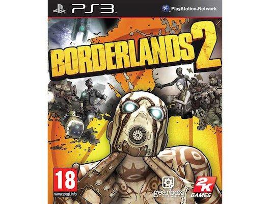 Borderlands 2 Day One Edition PS3 русская документация