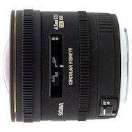 Фото Объектив Sigma AF 4.5mm f/2.8 EX DC Circular Fisheye HSM для SONY