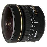 Объектив Sigma AF 8mm f/3.5 EX DG Circular Fisheye для CANON