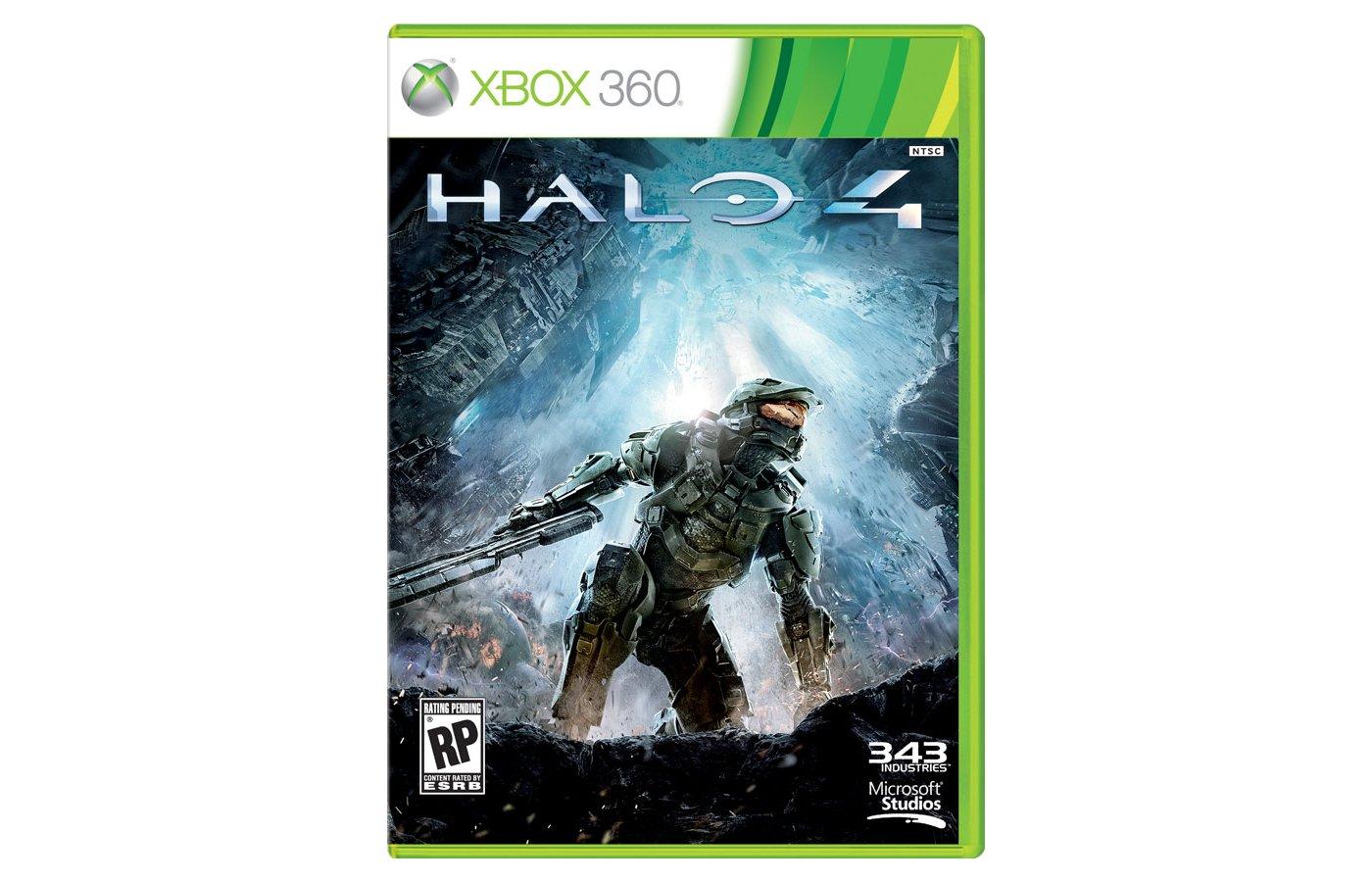 Halo 4 Xbox 360 русская версия (HND-00063)
