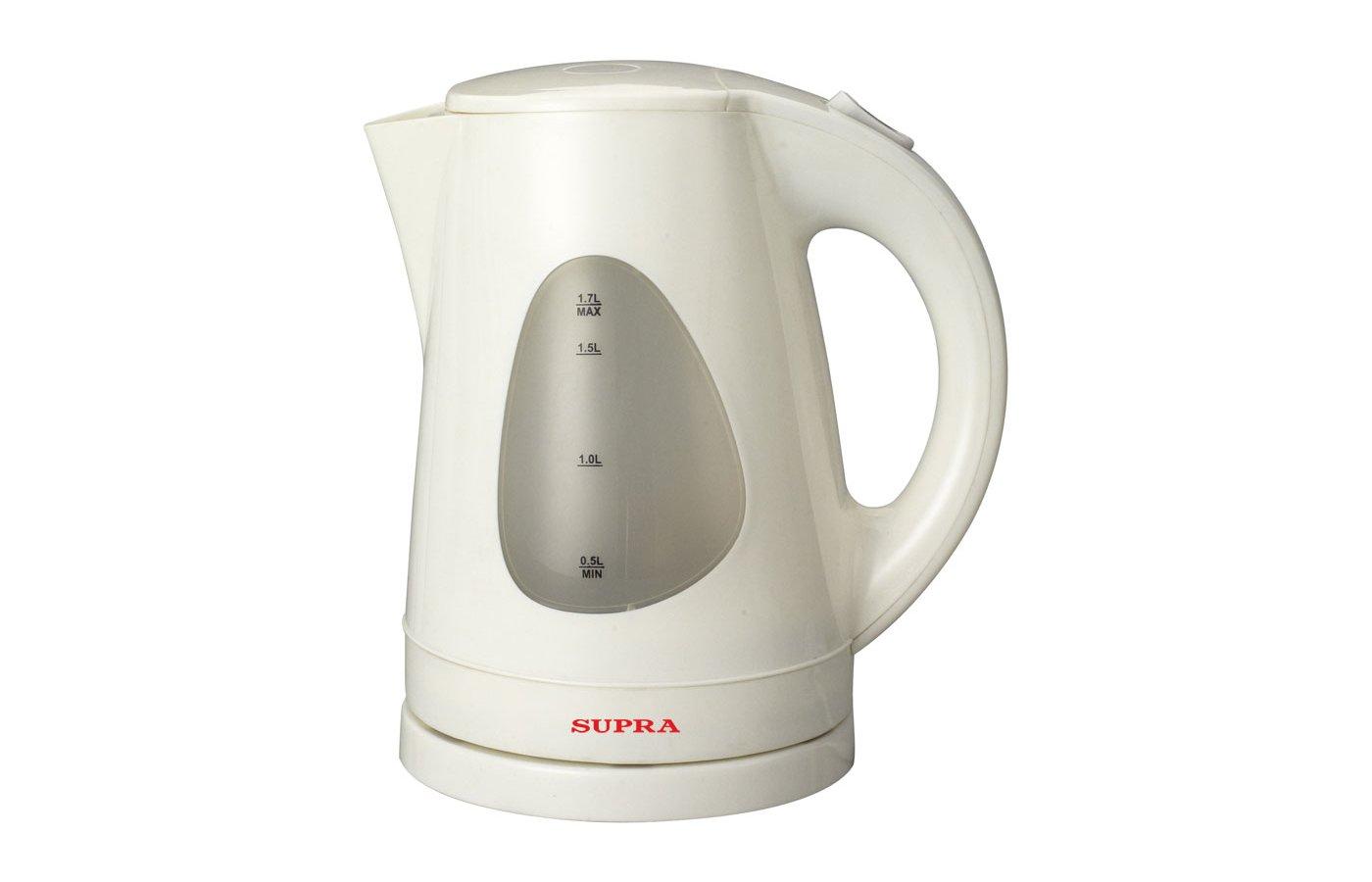 Чайник электрический  SUPRA KES-1708 BEIGE