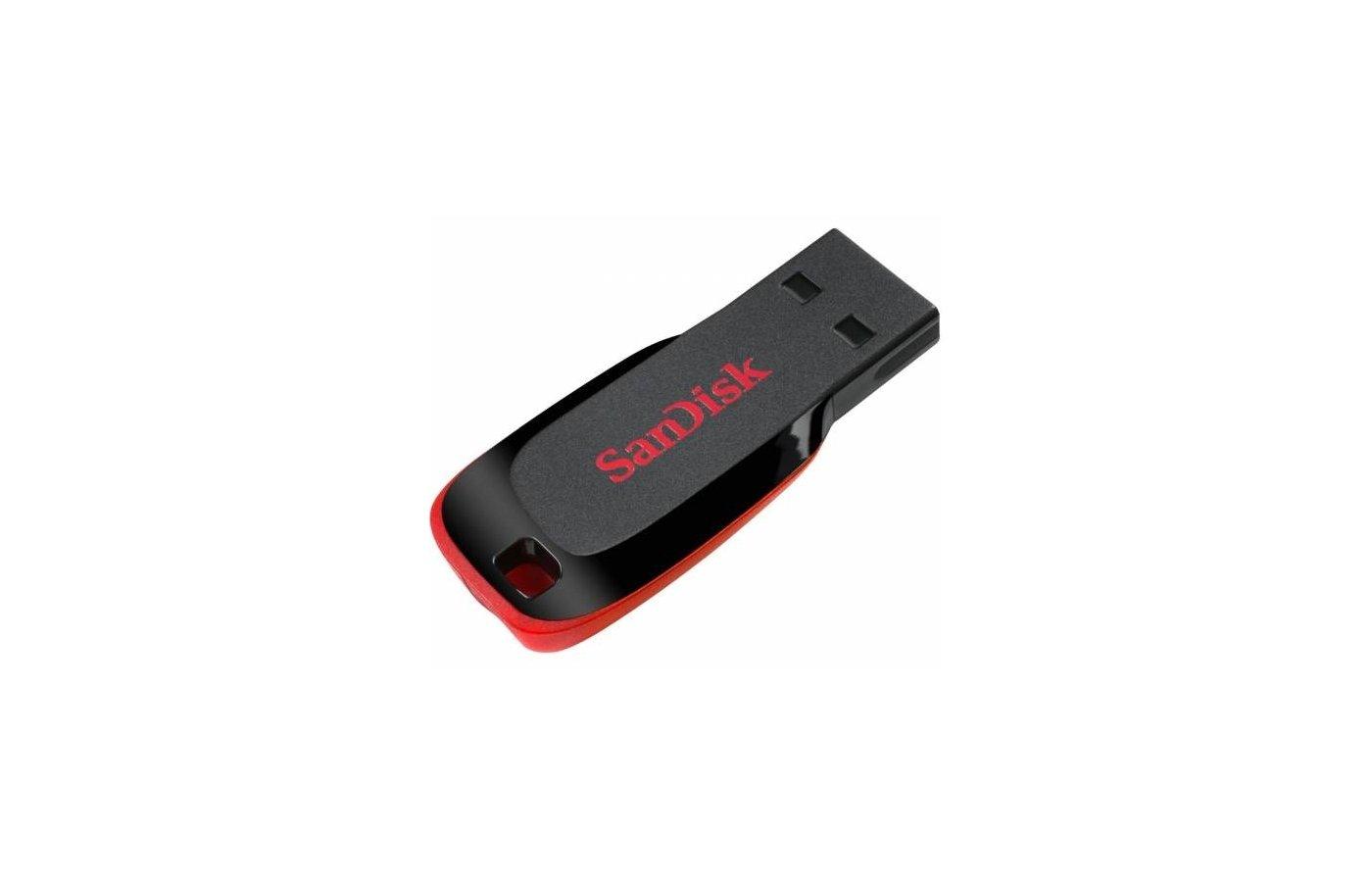 Флеш-диск USB 2.0 Sandisk 32ГБ Cruzer Blade