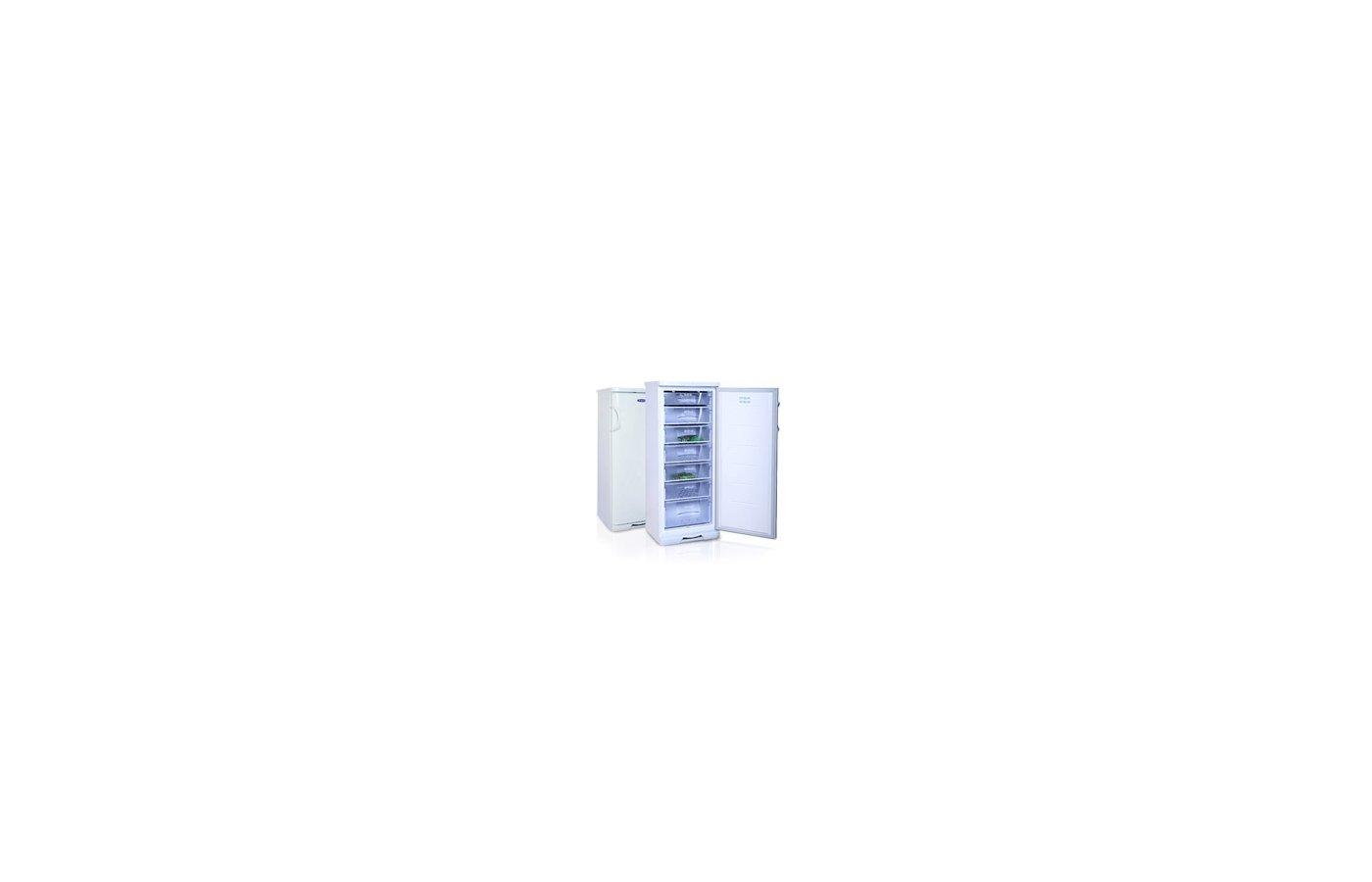 Морозильная камера вертикальная БИРЮСА 146 LE