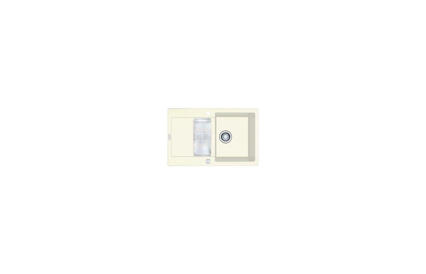 Кухонная мойка FRANKE MRG 651-78 белый