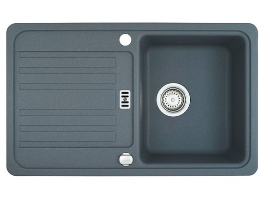 Кухонная мойка FRANKE EFG 614-78 серый