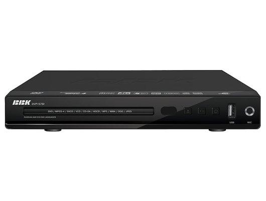 DVD-плеер BBK DVP 157SI silver