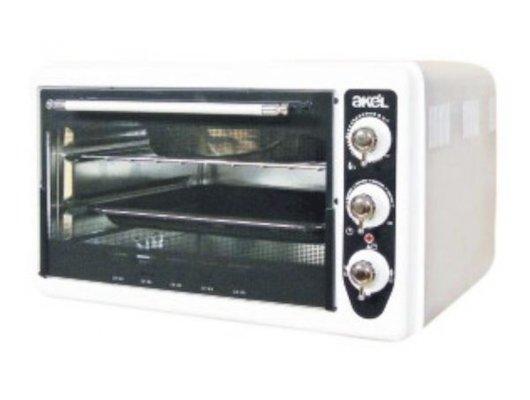 Электрическая мини-печь AKEL AF-730 белый 36л.