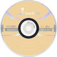 Фото DVD-диск Диск DVD-R SMART TRACK 4.7 gb 16х (1 диск в конверте)