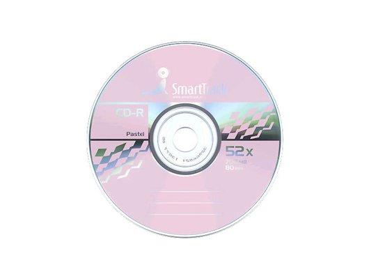 CD-диск Диск CD-R SMART TRACK 700 Mb 80 min 52х (за 1 диск)