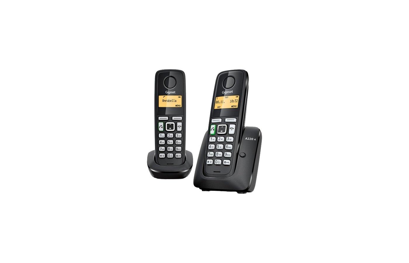 Радиотелефон Gigaset A220 HF AM DUO
