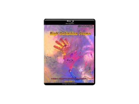 SONY PROMO 3D диск