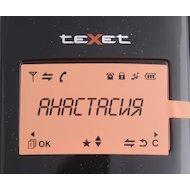 Фото Радиотелефон TeXet TX-D6605A черный