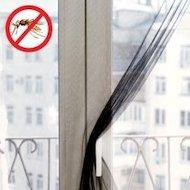 Фото Средства для борьбы с насекомыми и грызунами МультиДом RZ84-36 Сетка антимоскитная 130х150см
