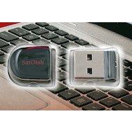 Флеш-диск USB 2.0 Sandisk 16ГБ Cruzer Fit