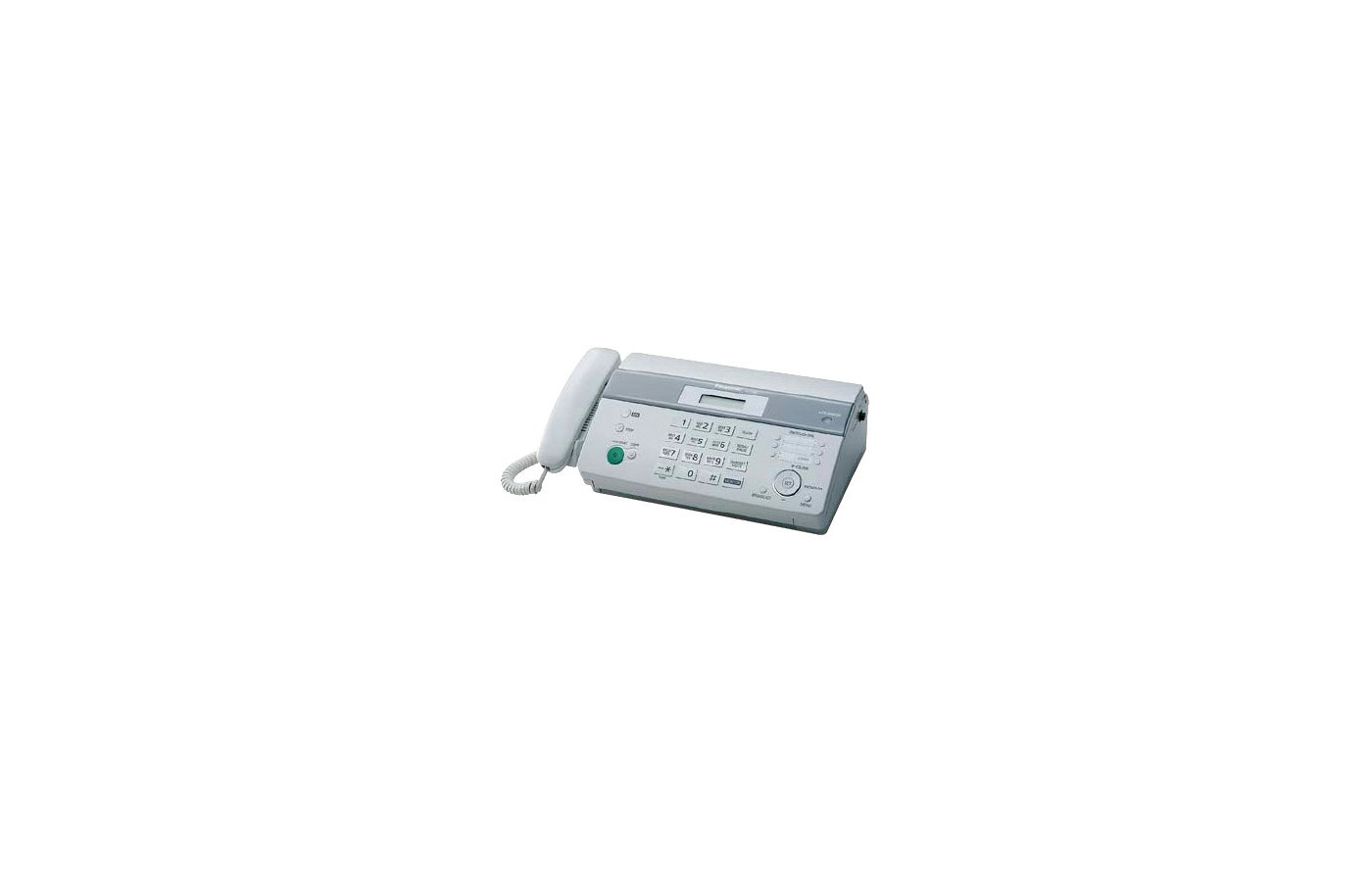 Факс PANASONIC KX-FT 982 RUW факс