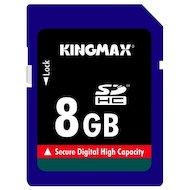 Фото Карта памяти Kingmax SDHC 8Gb Class 4